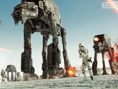 Imagen cabecera de entrada: [Videojuegos] Trailer del DLC de Star Wars: The Last Jedi a Star Wars Battlefront II