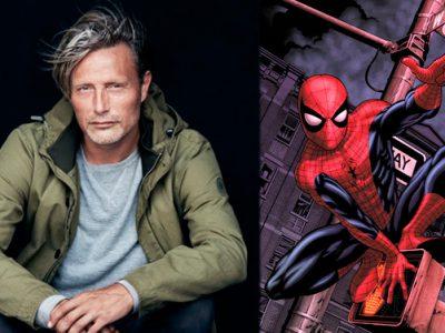 Imagen cabecera de entrada: [Cine] A Mads Mikkelsen le gustaría interpretar una versión adulta de Spider-Man