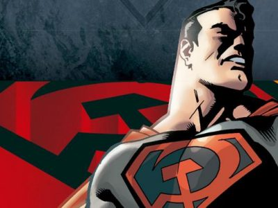 Imagen cabecera de entrada: [Cine] Mark Millar insiste en que Warner Bros. busca director para adaptar Superman: Red Son