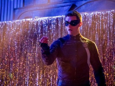 Imagen cabecera de entrada: [Series] Hartley Sawyer se convierte en habitual en la quinta temporada de The Flash