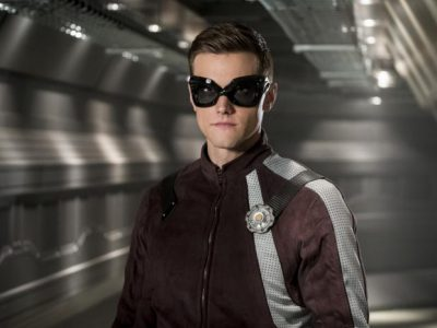 Imagen cabecera de entrada: [Series] Elongated Man luce nuevo traje en las imágenes de The Flash 4×11: The Elongated Knight Rises
