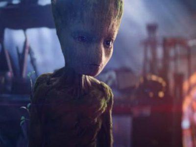 Imagen cabecera de entrada: [Cine] Groot y Star-Lord en el nuevo TV Spot de Vengadores: Infinity War