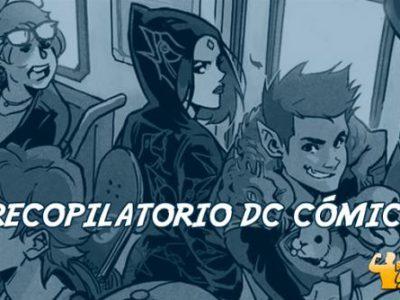 Imagen cabecera de entrada: [Cómics] Recopilatorio DC Cómics: anuncian las líneas DC Ink y DC Zoom y Bendis abordará algo relacionado con los 80