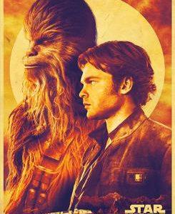 Imagen cabecera de entrada: [Cine] Los guionistas de Han Solo: Una historia de Star Wars comentan el inesperado cameo