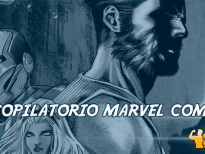 Imagen cabecera de entrada: [Cómics] Recopilatorio Marvel Comics: Wolverine #1 en septiembre, cancelada Cable, planteamiento de Old Man Peter Parker y más