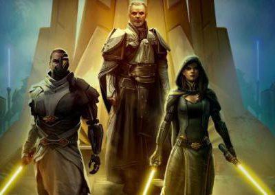 Imagen cabecera de entrada: [Vidoejuegos] Star Wars Jedi: Fallen Order podría llegar a finales de 2019