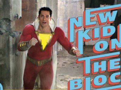 Imagen cabecera de entrada: [Cine] Otra imagen de Shazam!, Zachary Levi comenta el tono de la película y ya hay planes para secuelas