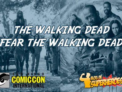 Imagen cabecera de entrada: [SDCC18] [Series] Trailers de The Walking Dead y Fear The Walking Dead