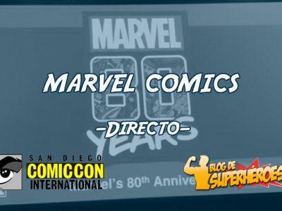 Imagen cabecera de entrada: [SDCC18] [Cómics] Marvel Comics: logo 80 aniversario, nueva serie de Miracleman y más sobre Spider-Man