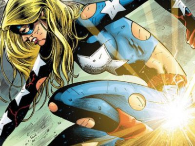 Imagen cabecera de entrada: [Series] Geoff Johns compara Stargirl con Buffy y Spider-Man: Homecoming