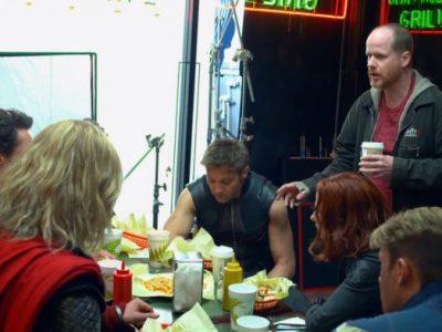 Imagen cabecera de entrada: [Cine] Imágenes de la grabación de la escena del Shawarma en Los Vengadores