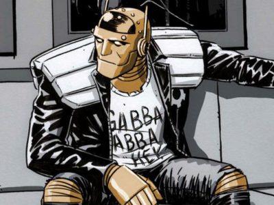 Imagen cabecera de entrada: [Series] Mejor vistazo a Robotman en el set de Doom Patrol