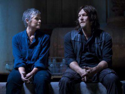 Imagen cabecera de entrada: [Cine] [Series] Melissa McBride y Norman Reedus firman acuerdo de tres años para seguir en el mundo de The Walking Dead