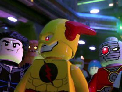 Imagen cabecera de entrada: [Videojuegos] Nuevo tráiler de LEGO DC Súper-Villanos