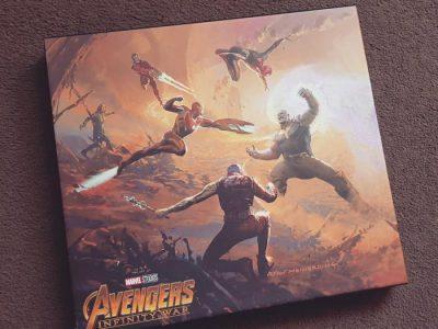 Imagen cabecera de entrada: [Cine] Más diseños alternativos de trajes y escenas en artes conceptuales de Vengadores: Infinity War