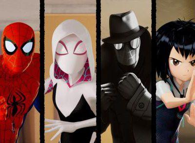 Imagen cabecera de entrada: [Animación] Spider-Man: Un nuevo universo supera los 100 millones de dólares