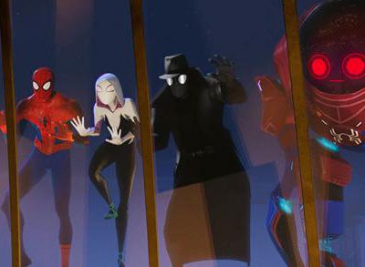 Imagen cabecera de entrada: [Animación] Estimación de 30-35 millones de dólares para el fin primer fin de semana de Spider-Man: Un nuevo Universo