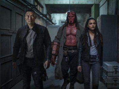 Imagen cabecera de entrada: [Cine] A Mike Mignola se le escapa que habrá nuevo trailer de Hellboy la semana que viene