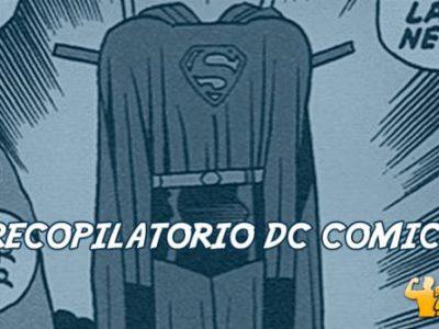 Imagen cabecera de entrada: [Cómics] Recopilatorio DC Comics: Brian Michael Bendis nos adelanta sus próximas obras, homenaje a Stan Lee y más
