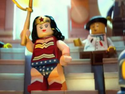 Imagen cabecera de entrada: [Animación] Gal Gadot pondrá voz a Wonder Woman en The LEGO Movie 2: The Second Part