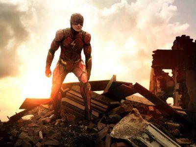 Imagen cabecera de entrada: [Cine] Zack Snyder comparte otra imagen de Flash en una escena eliminada de Liga de la Justicia