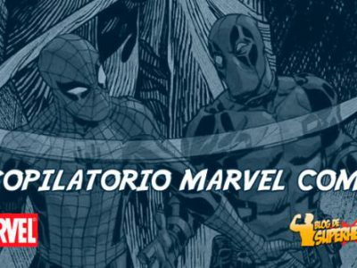 Imagen cabecera de entrada: [Cómics] Recopilatorio Marvel Comics: Final de Spiderman/Deadpool, evento de Veneno, variantes de War of the Realms y más