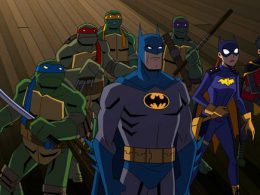 Imagen cabecera de entrada: [Criticas] Batman vs. Teenage Mutant Ninja Turtles
