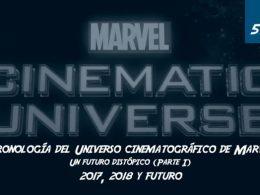Imagen cabecera de entrada: [Reportajes] Cronología del Universo Cinematográfico de Marvel 57: Un futuro distópico (Parte I)