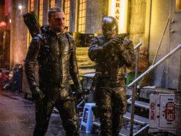 Imagen cabecera de entrada: [Series] Imágenes de Arrow 7×19: Spartan