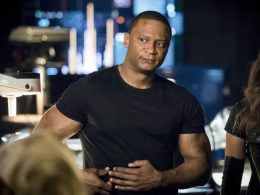 Imagen cabecera de entrada: [Series] David Ramsey no concibe Arrow sin Emily Bett Rickards