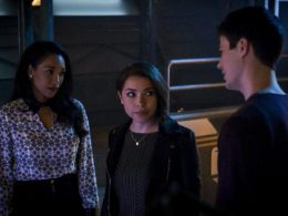 Imagen cabecera de entrada: [Series] Comentarios y audiencias de The Flash 5×21: The Girl with the Red Lightning