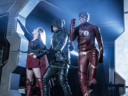 Imagen cabecera de entrada: [Series] Comentarios y audiencias de DC's Legends of Tomorrow 4×16: Hey, World!