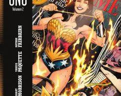 Imagen cabecera de entrada: [Reseñas] Wonder Woman: Tierra Uno Vol. 2
