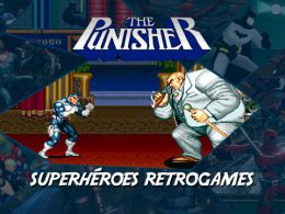 Imagen cabecera de entrada: [Videojuegos] Superhéroes RetroGames: The Punisher Arcade Game