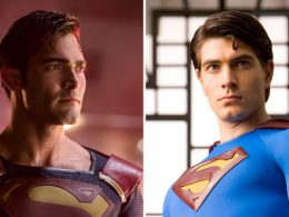 Imagen cabecera de entrada: [Series] Tyler Hoechlin y Brandon Routh regresarán como Superman para Crisis on Infinite Earth del Arrowverso