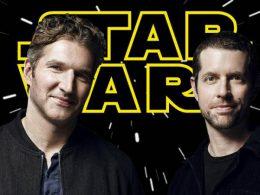 Imagen cabecera de entrada: [Cine] Los creadores de Juego de Tronos podrían limitarse a escribir la primera su trilogía de Star Wars