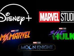 Imagen cabecera de entrada: [Series] Anuncio de series de Moon Knight y She-Hulk, y novedades del resto de Disney+