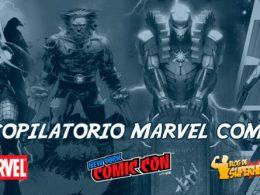 Imagen cabecera de entrada: [Cómics] Recopilatorio Marvel Comics: relanzamientos y nuevas series para Iron Man 2020, Wolverine, Thor, Guardianes de la Galaxia…