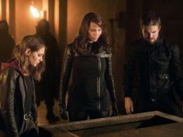 Imagen cabecera de entrada: [Series] Comentarios y Audiencias de Arrow 8×03: Leap of Faith