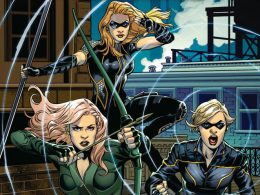 Imagen cabecera de entrada: [Series] Green Arrow and the Canaries tendrá lugar en el año 2040