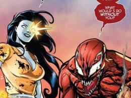 Imagen cabecera de entrada: [Cine] Filtrados detalles de la trama de Carnage y Shriek en Venom 2