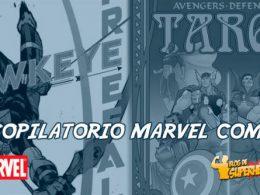 Imagen cabecera de entrada: [Cómics] Recopilatorio Marvel Comics: llega Dawn of X, Liefeld deja Marvel, crossover entre Vengadores y Defensores y más