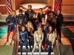 Imagen cabecera de entrada: [Series] Los héroes son reclutados en nuevos teasers de Crisis on Infinite Earths