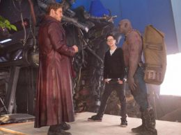 Imagen cabecera de entrada: [Cine] James Gunn confirma que ejerce de consultor en Thor: Love and Thunder