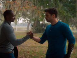Imagen cabecera de entrada: [Series](ACT.) Sam y Bucky no son realmente amigos en The Falcon and The Winter Soldier