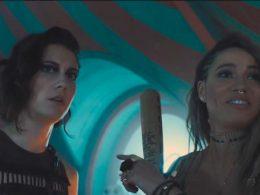 Imagen cabecera de entrada: [Cine] Black Canary y Huntress en dos nuevos clips de Aves de Presa