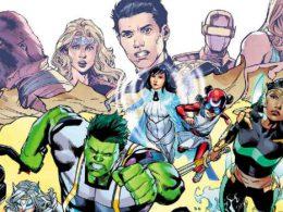 Imagen cabecera de entrada: [Cine] [Series] Marvel Studios trabajaría en una adaptación de Agentes de Atlas