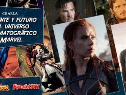 Imagen cabecera de entrada: [Eventos] Presente y Futuro del Universo Cinematográfico Marvel este 7 de marzo en Freakcon