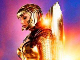 Imagen cabecera de entrada: [Cine] Curiosidades de cómo crearon la armadura dorada de Wonder Woman 1984