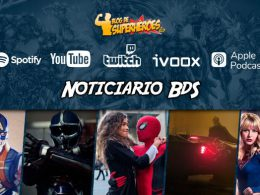 Imagen cabecera de entrada: [Podcast] Noticiario BdS #22: paralización de producciones, rumores de What If?, The Batman…